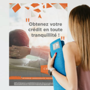 Affiches Credissimmo